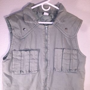 Authentic Vintage 2002 Naruto Cosplay Vest size M